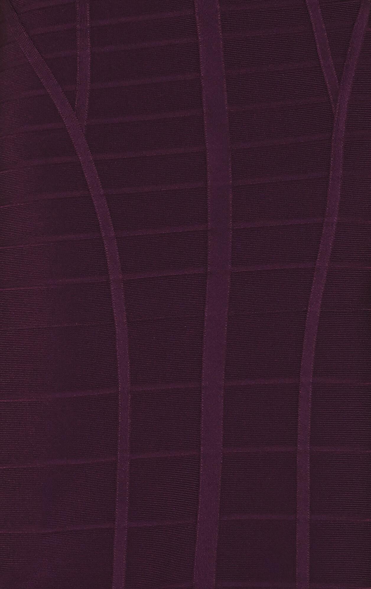 Alenis Signature Cutout Bandage Gown