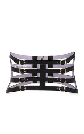 Caged Harness Belt