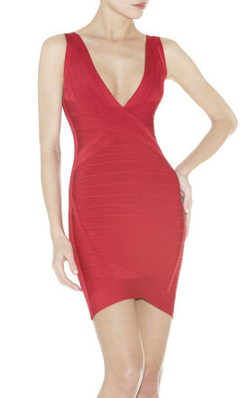 Katya Signature Bandage Dress