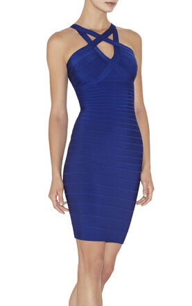 Myra Signature Sleeveless Dress