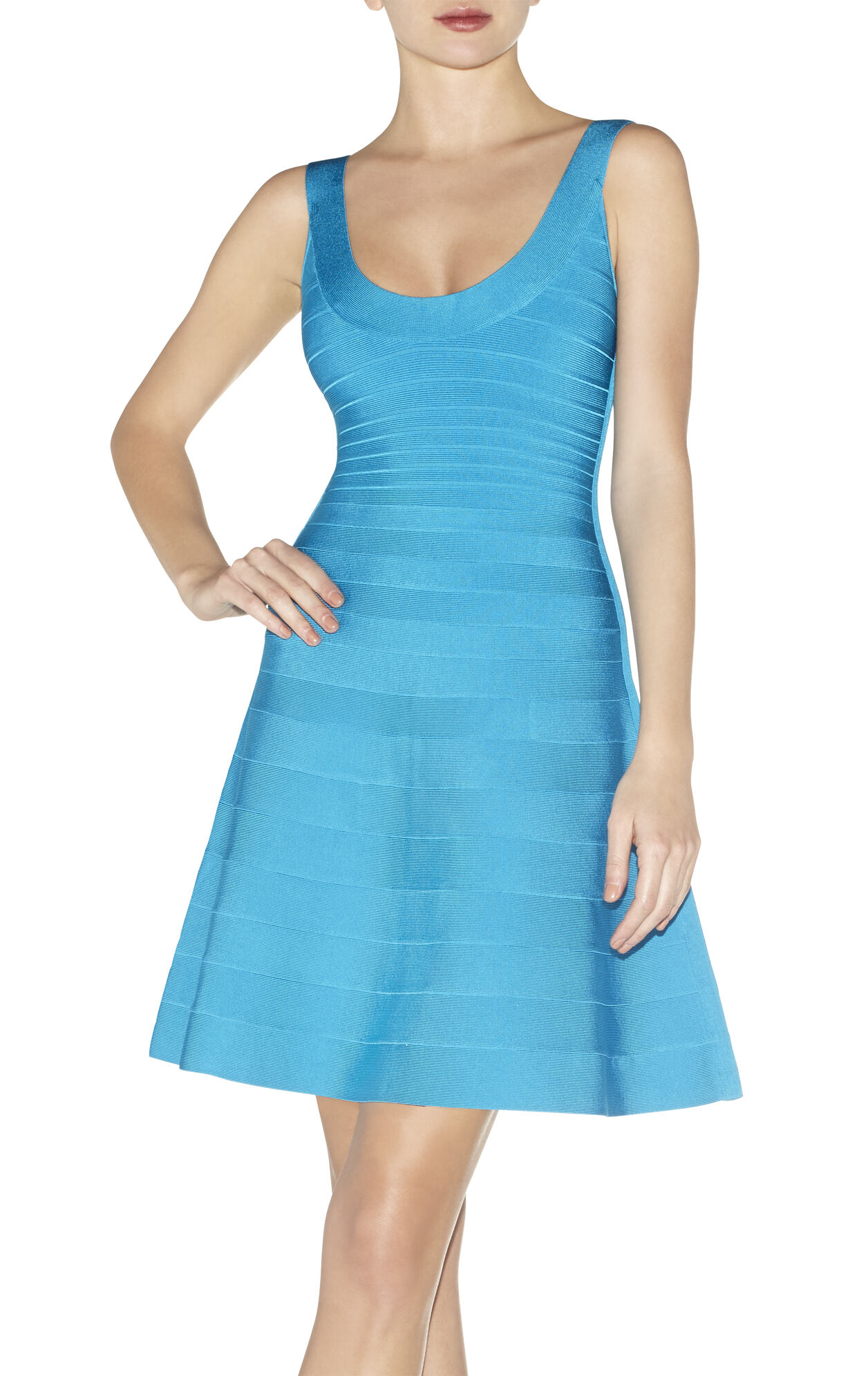 Eva Signature A-Line Dress