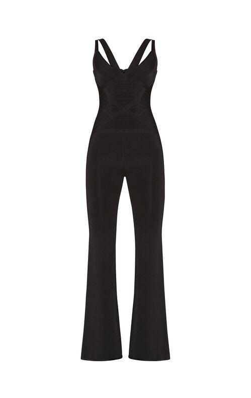 Frederikke Essential Cutout Jumpsuit