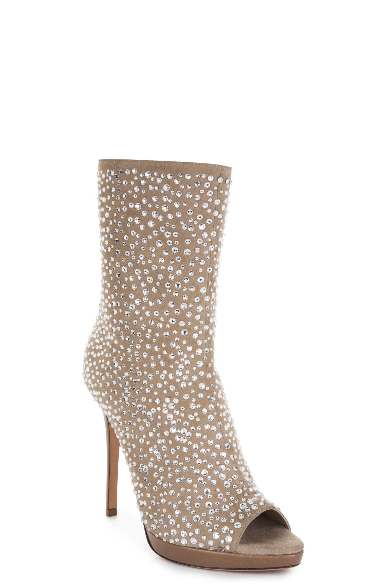 Tehila Crystal-Embellished Boot