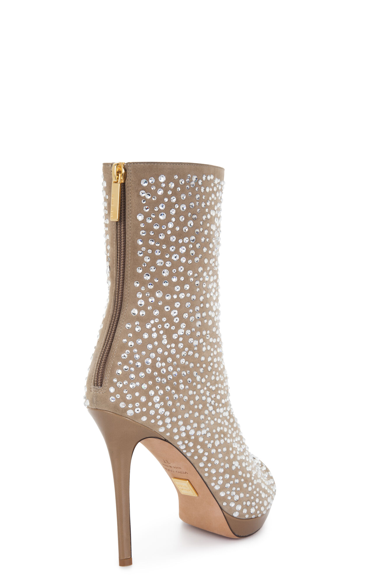 Tehila Crystal-Embellished Boot