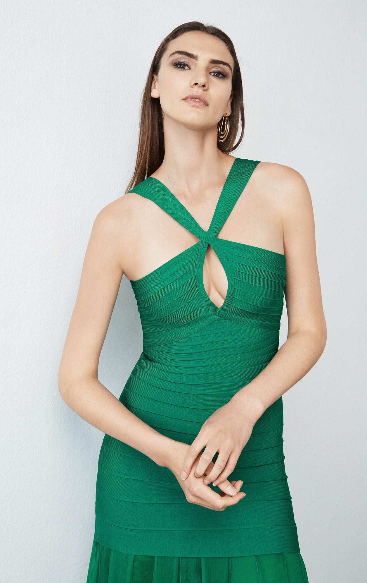 Sarina Bandage Gown