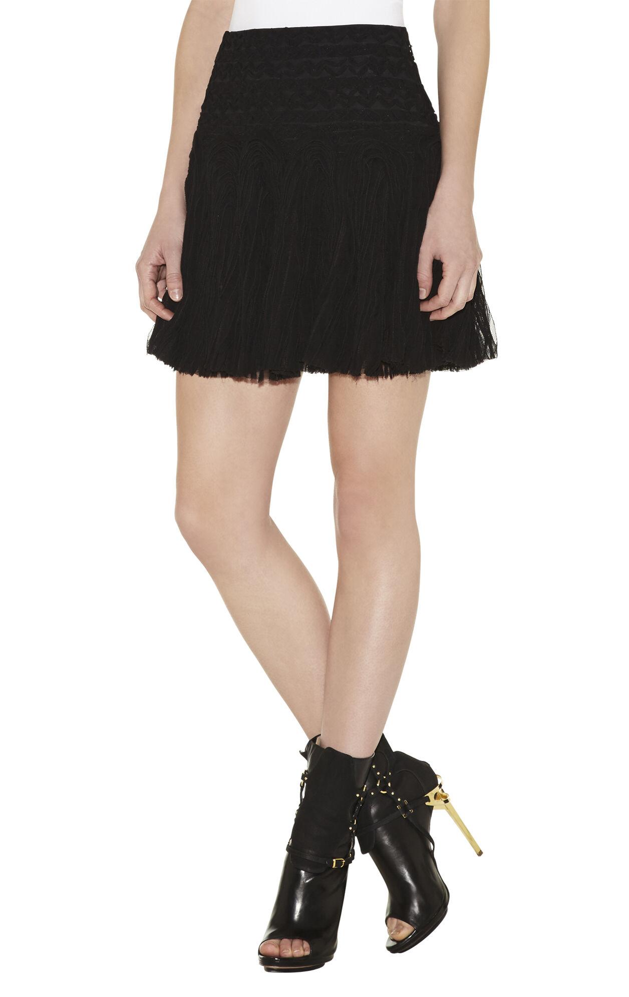Vivienne Textured Patchwork Skirt