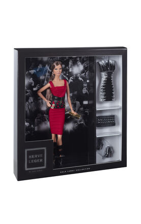 Herve Leger Barbie Doll