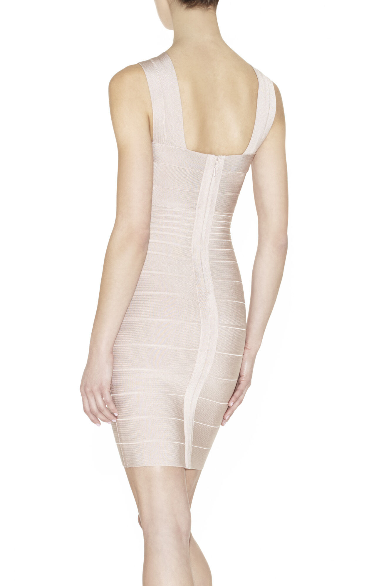 Stella Signature V-Neck Bandage Dress