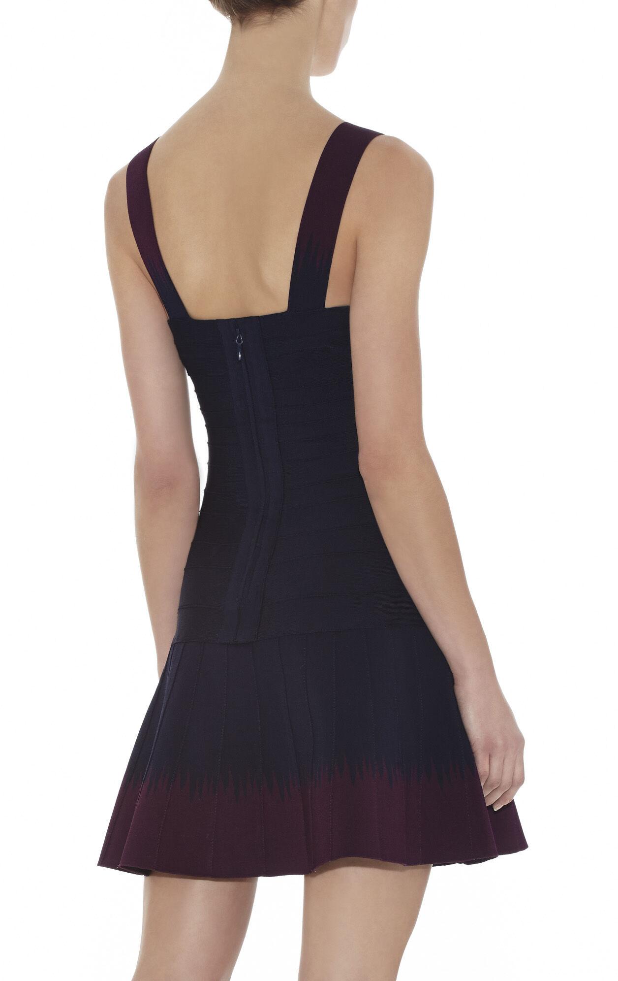 Adina Jagged Pike Jacquard Dress