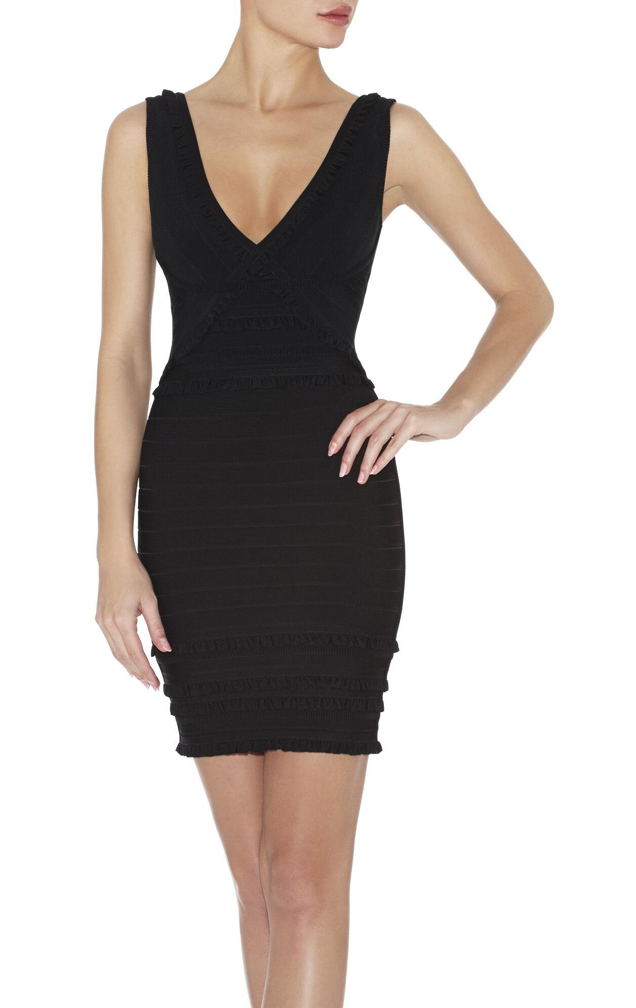 Seline Tiered-Ruffle Dress