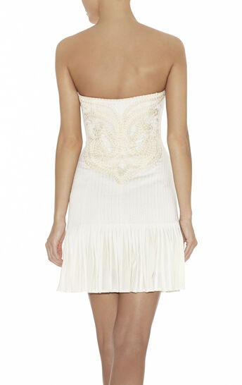 Sessilee Passementerie Embroidered Dress