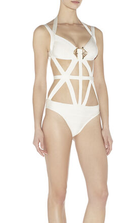 Sagan Hardware-Detail One-Piece Swimsuit