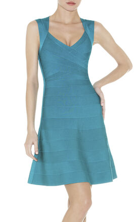 Bruna Signature A-Line Bandage Dress