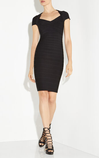 Raquel Signature Essentials Bandage Dress