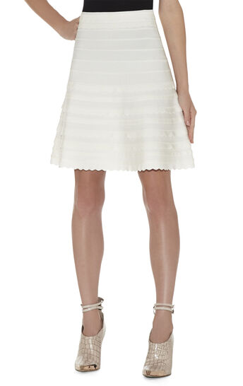 Vivia Scalloped Skirt