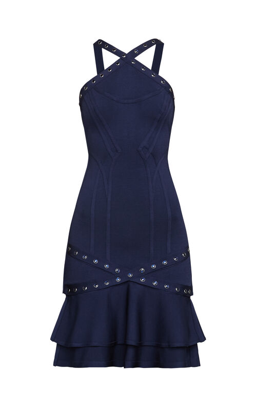 Melena Snap Dress