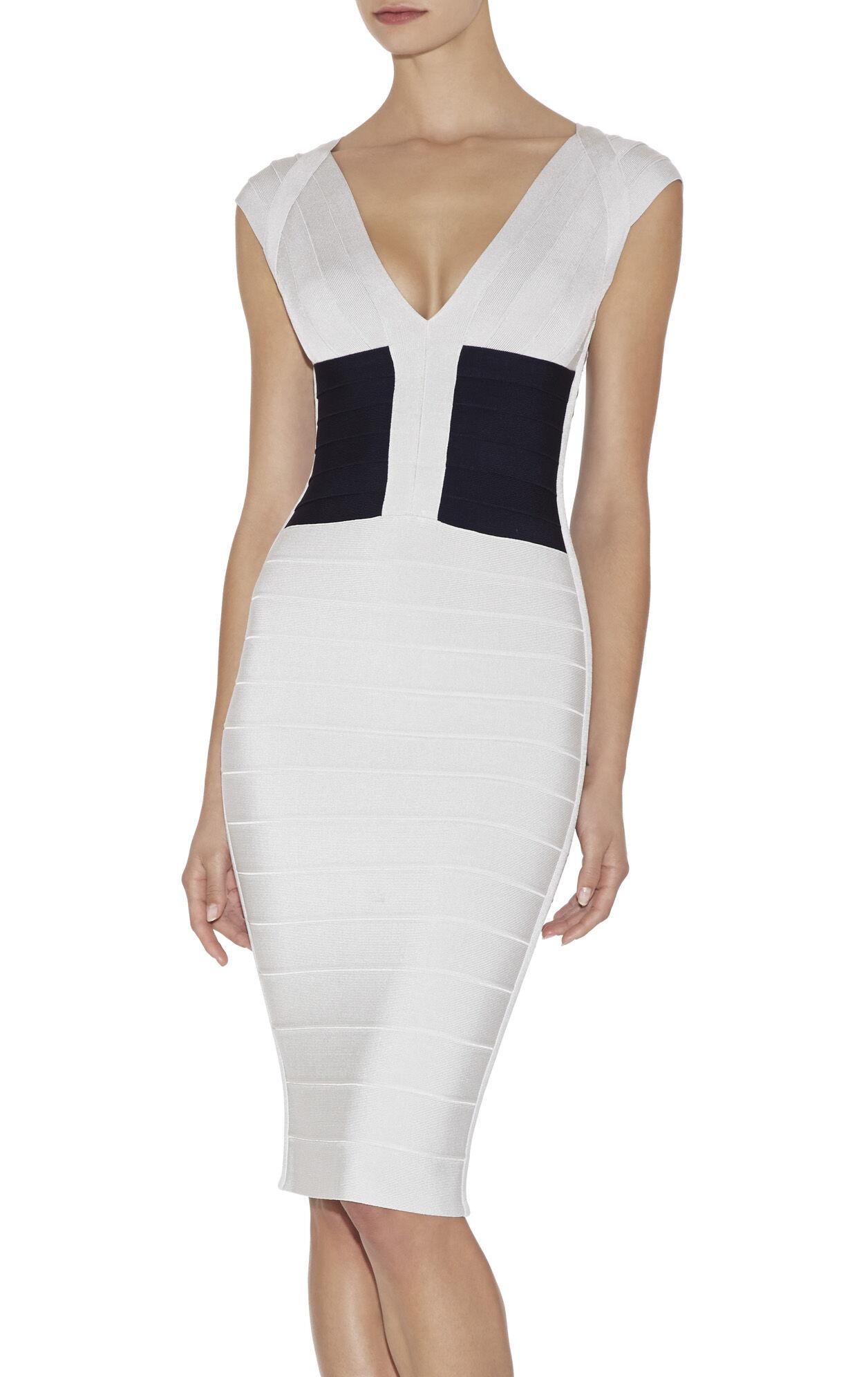 Kerstin Colorblocked Dress