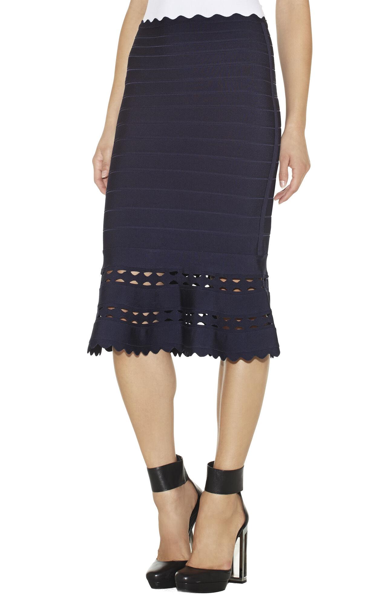 Kade Cutout Bandage Skirt