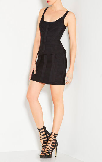Yasmin Caging Detail Dress