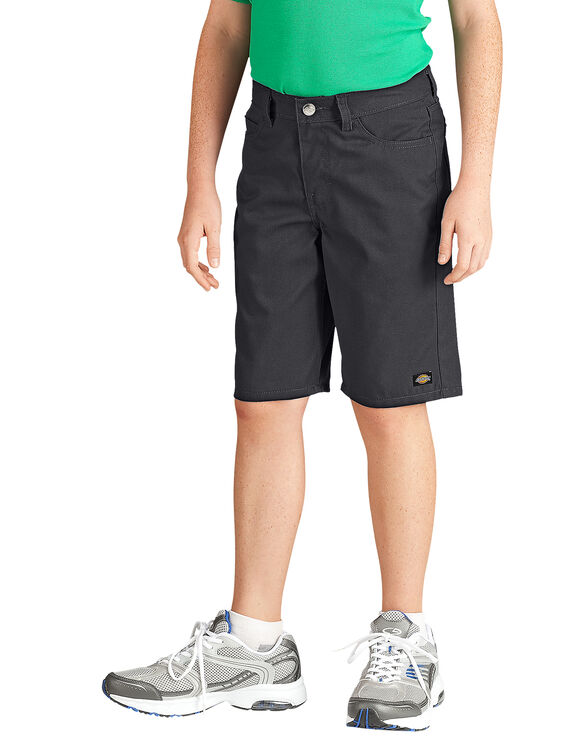 Boys' Slim Fit 5-Pocket Twill Short, 8-20