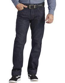 Jeans à 5 poches - coupe régulière - HERITAGE DARK INDIGO (HDI)