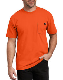 T-shirt robuste avec poche à manches courtes - Orange (OR)