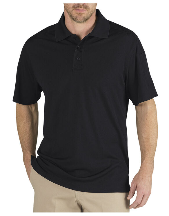 Tactical Performance Polo - BLACK (BK)