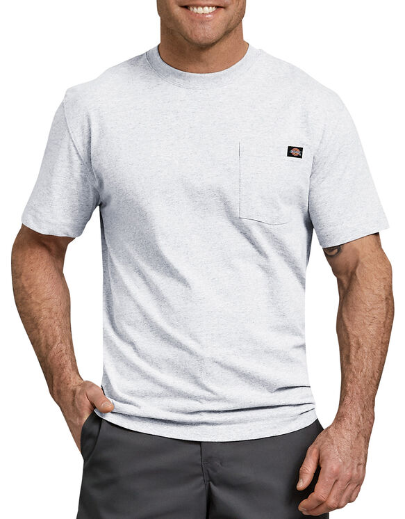 Short Sleeve Heavyweight Crew Neck Tee