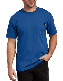Short Sleeve Heavyweight Tee - ROYAL BLUE (RB)