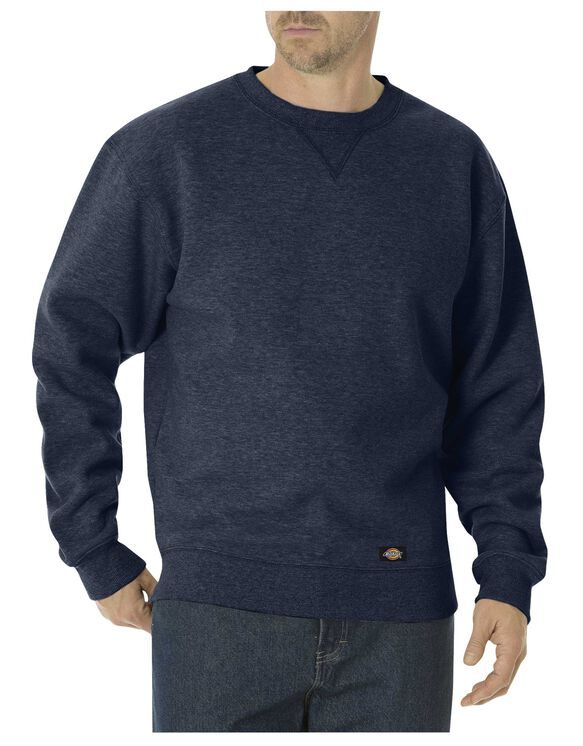 Midweight Fleece Crew Neck - DARK NAVY (DN)