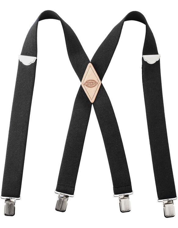 Work Suspender - BLACK (BK)