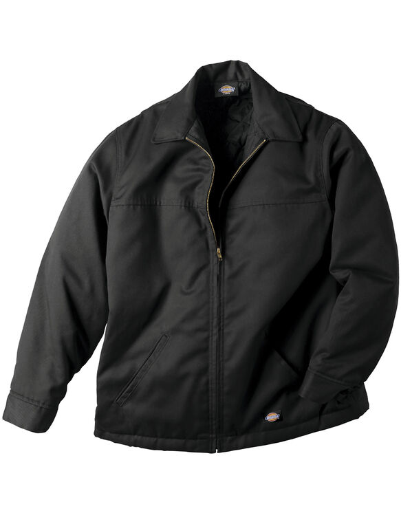 Hip Length Twill Jacket