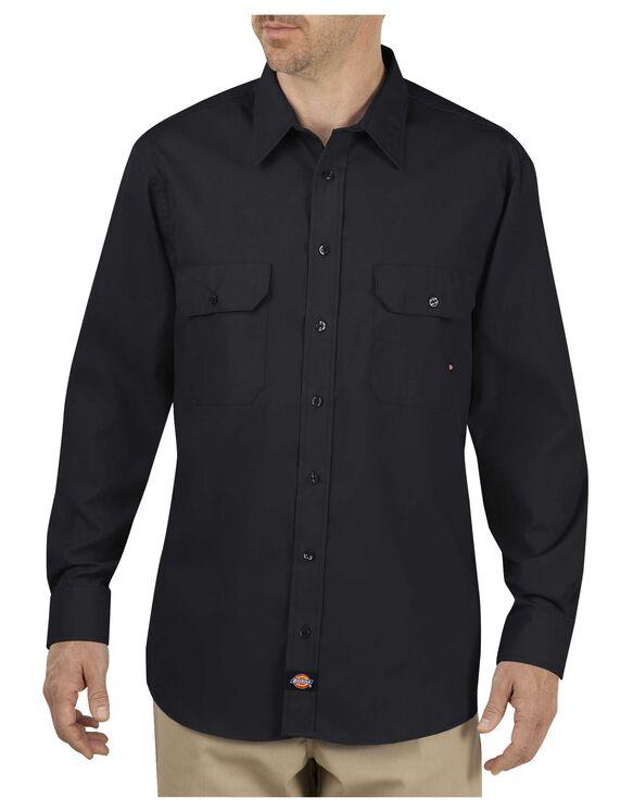 Industrial Premium Long Sleeve Mobility Shirt - BLACK (BK)