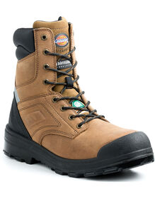 "8"" Overtime Work Boot - BLUE STONE (BN)"