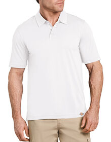 Industrial Performance Polo Without Pocket - WHITE (WH)