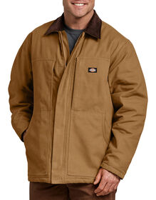 Sanded Chore Duck Coat - BROWN DUCK (BD)