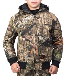 Walls® Youth Hunting Insulated Jacket - MOSSY OAK BREAKUP COUNTRY (MC9)
