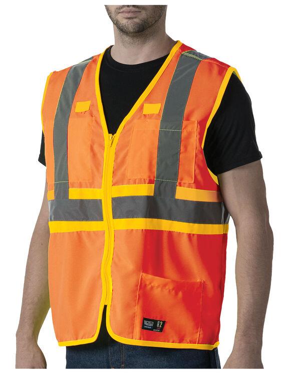 Walls® ANSI II Premium Safety Vest - HI-VIS ORANG (VO9)