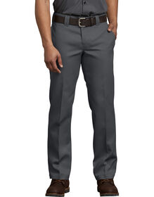 FLEX Slim Fit Straight Leg Work Pant - CHARCOAL (CH)