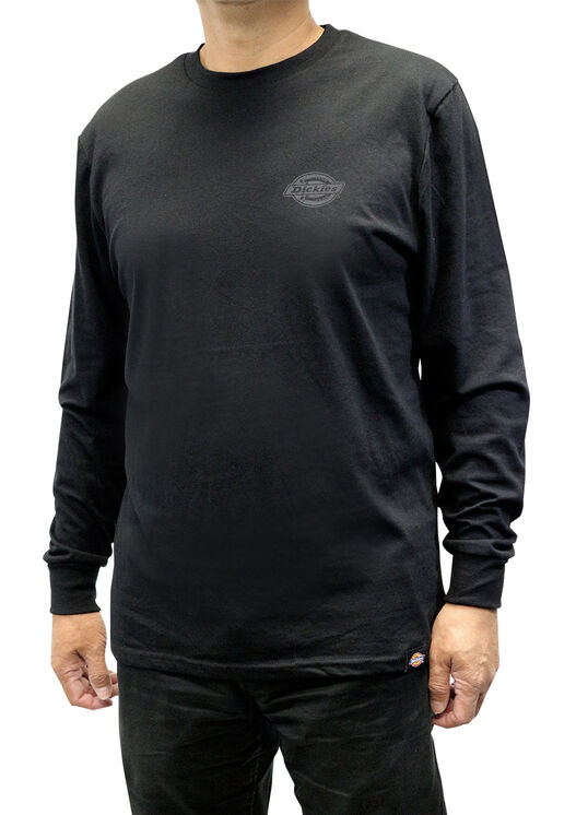 T-shirt à manches longues - Noir (BK)