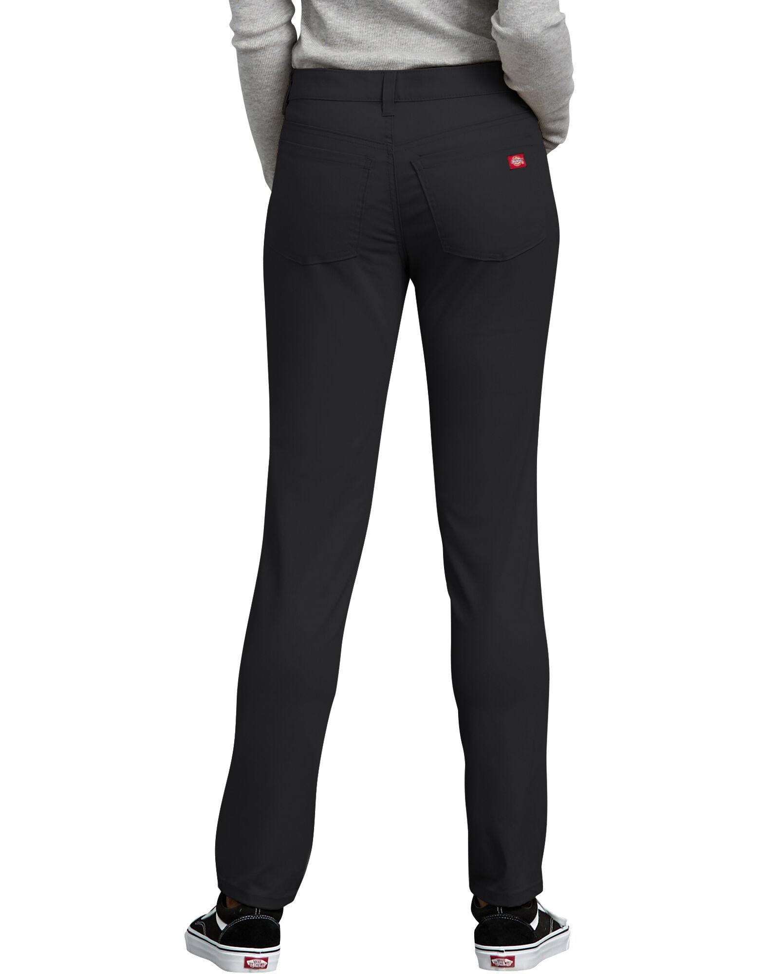 Skinny Leg Khaki Pants For Women