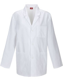 Men's EDS Signature Washed Consultation Lab Coat - DICKIES WHITE (DWH)
