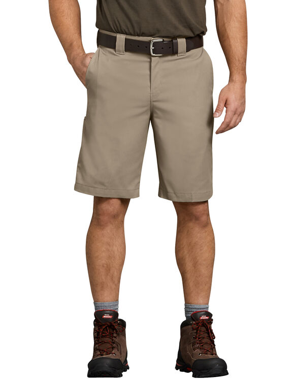 "FLEX 11"" Relaxed Fit Work Short - DESERT SAND (DS)"