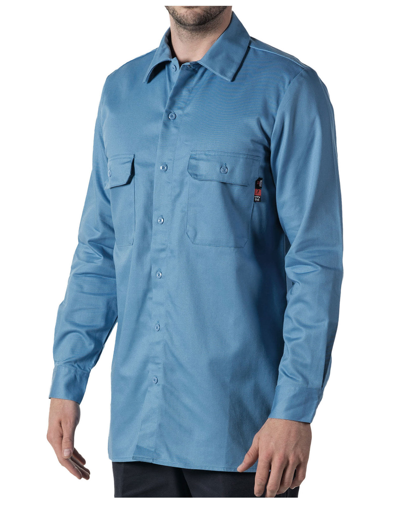 Work shirt core fr walls for Flame resistant work shirts