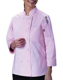 Women's Classic Chef Coat - PINK (PK)