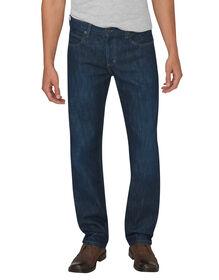 Dickies X-Series Flex Regular Fit Straight Leg 5-Pocket Denim Jean - HERITAGE TINT INDIGO (HTI)
