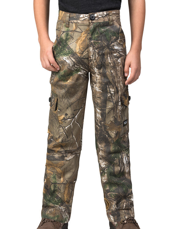 Walls® Youth Hunting 6-Pocket Cargo Pant - REAL TREE XTRA (AX9)