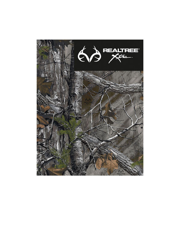 Walls® Youth Hunting Short Sleeve Pocket Tee - REAL TREE XTRA (AX9)