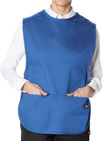 Unisex Cobbler Bib Apron with Tie Sides - ROYAL BLUE (RB)