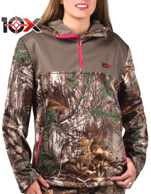 10X® Women's X-Tech Hoodie - ALL PURPOSE EXTRA w/FALCON (AXF9)